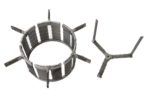 Tungsten Parts for Industrial Furnace