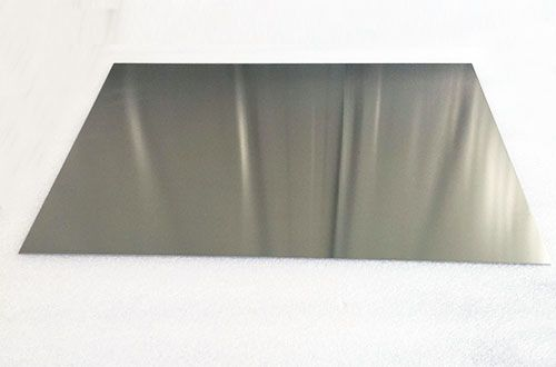 tungsten sheet plate